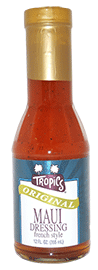 Tropics Maui French Style Dressing