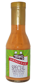 Tropics Original Special Dressing - Deluxe French